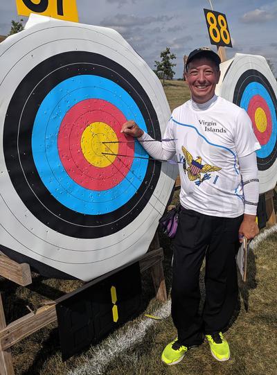 Bruce Arnold archer