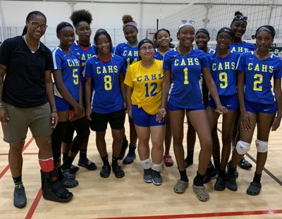 Lady Hawks win Central High tourney
