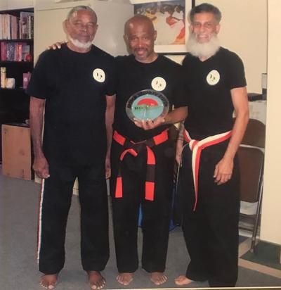 Karate Teachers