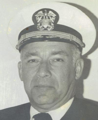 Capt. Stiles F. Stevens