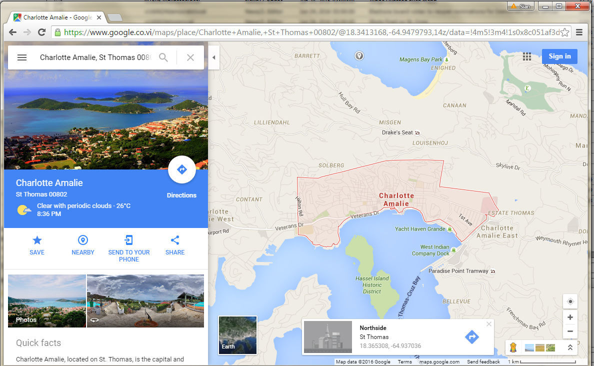Google Maps arrives to map the territory | News ...