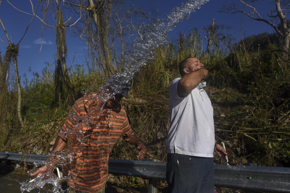 PUERTORICO-WATER