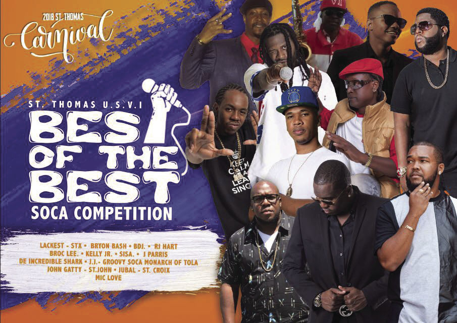 Best of the Best Soca Competition | Arts & Entertainment