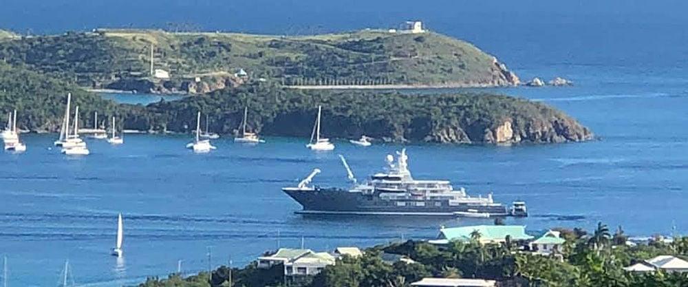 Adele's Yacht