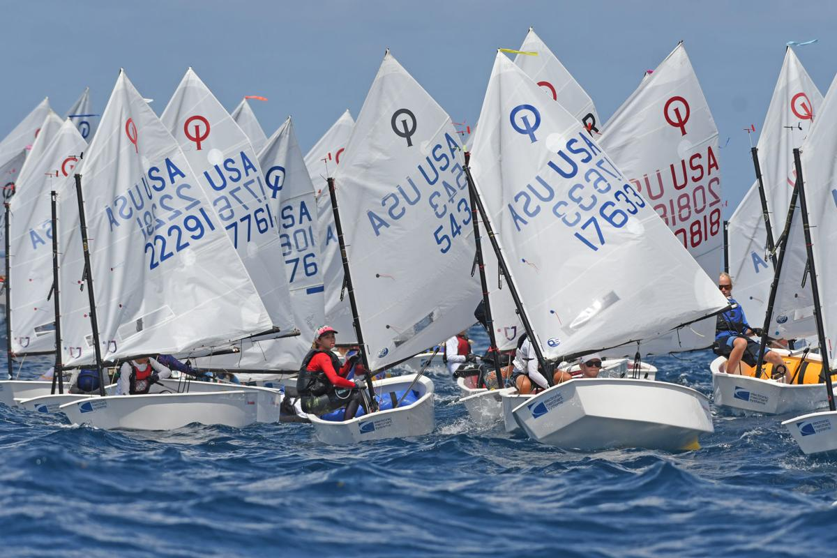 International Opti Regatta 03