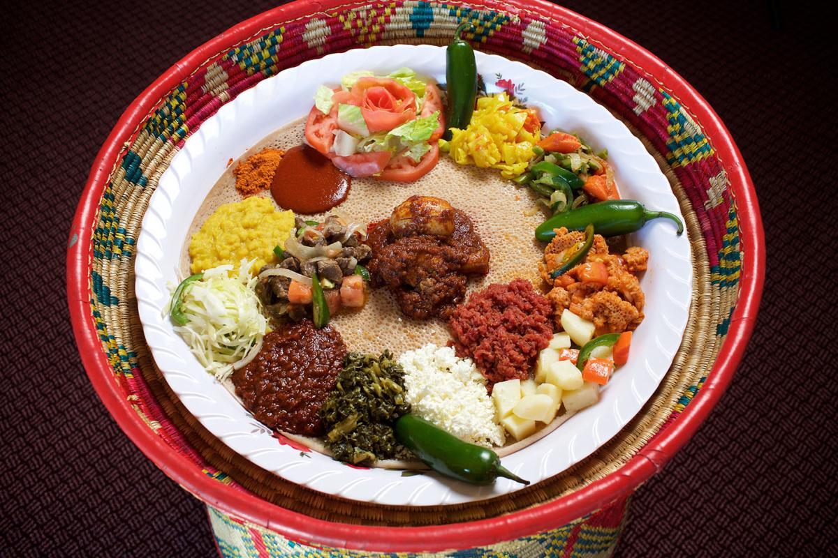 Hands-on eats: A deep dive into enjoying Ethiopian food like