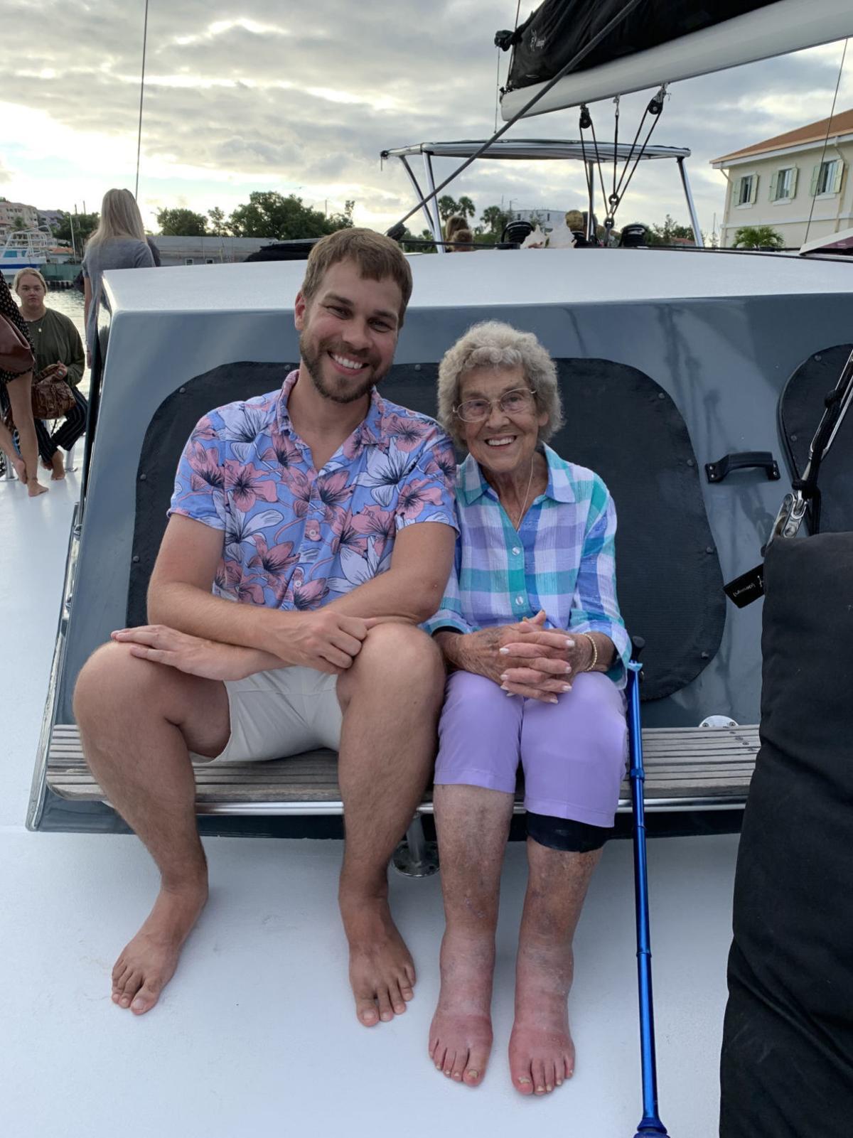 Grandma Joy