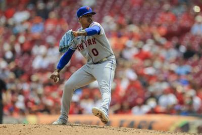 Mets Reds Baseball