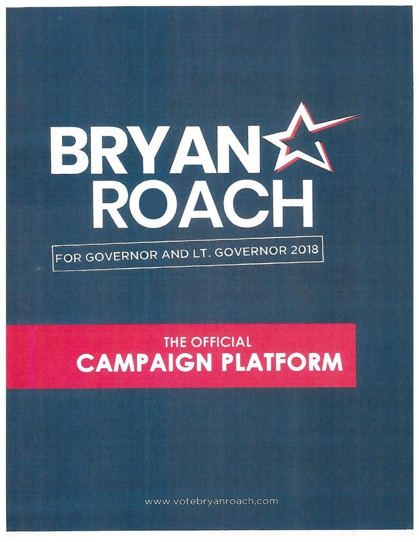 Download Bryan's Platform