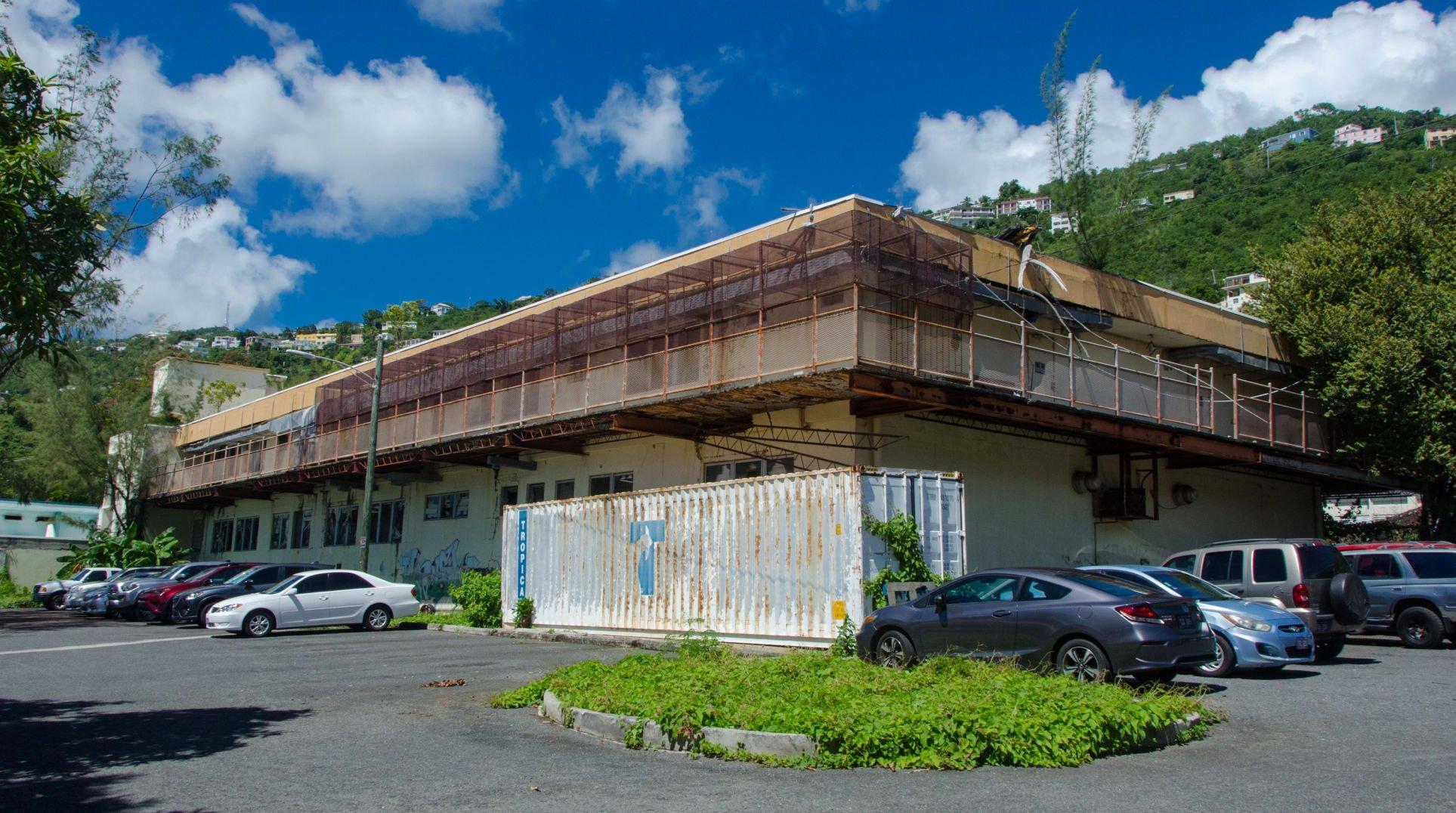 Health awarded $1.8 million to demolish abandoned St. Thomas mental health building