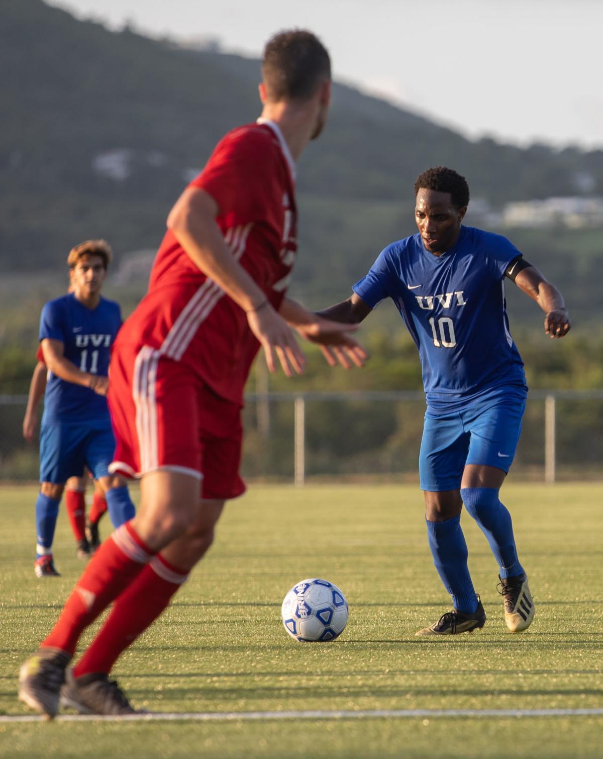 UVI vs FNU soccer 2