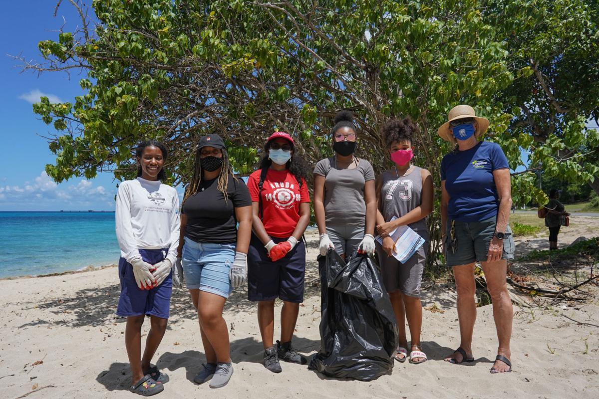 Beach Clean Up Dorsch