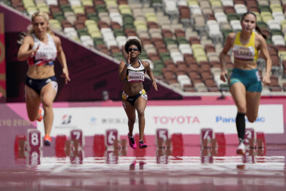 Tokyo 2020 Paralympics Athletics