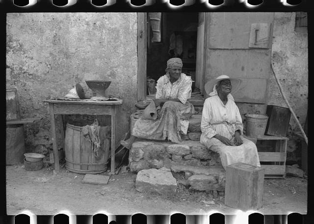 Poor nutrition a legacy of slavery in the Virgin Islands | Opinion | virginislandsdailynews.com