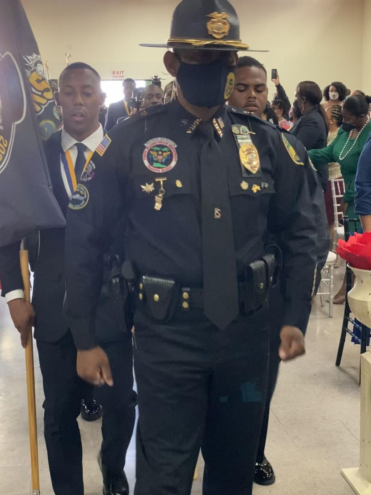 VIPD commencement