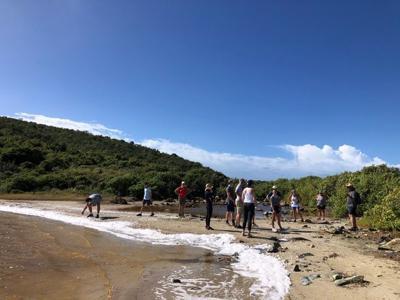 Friends of VINP hike