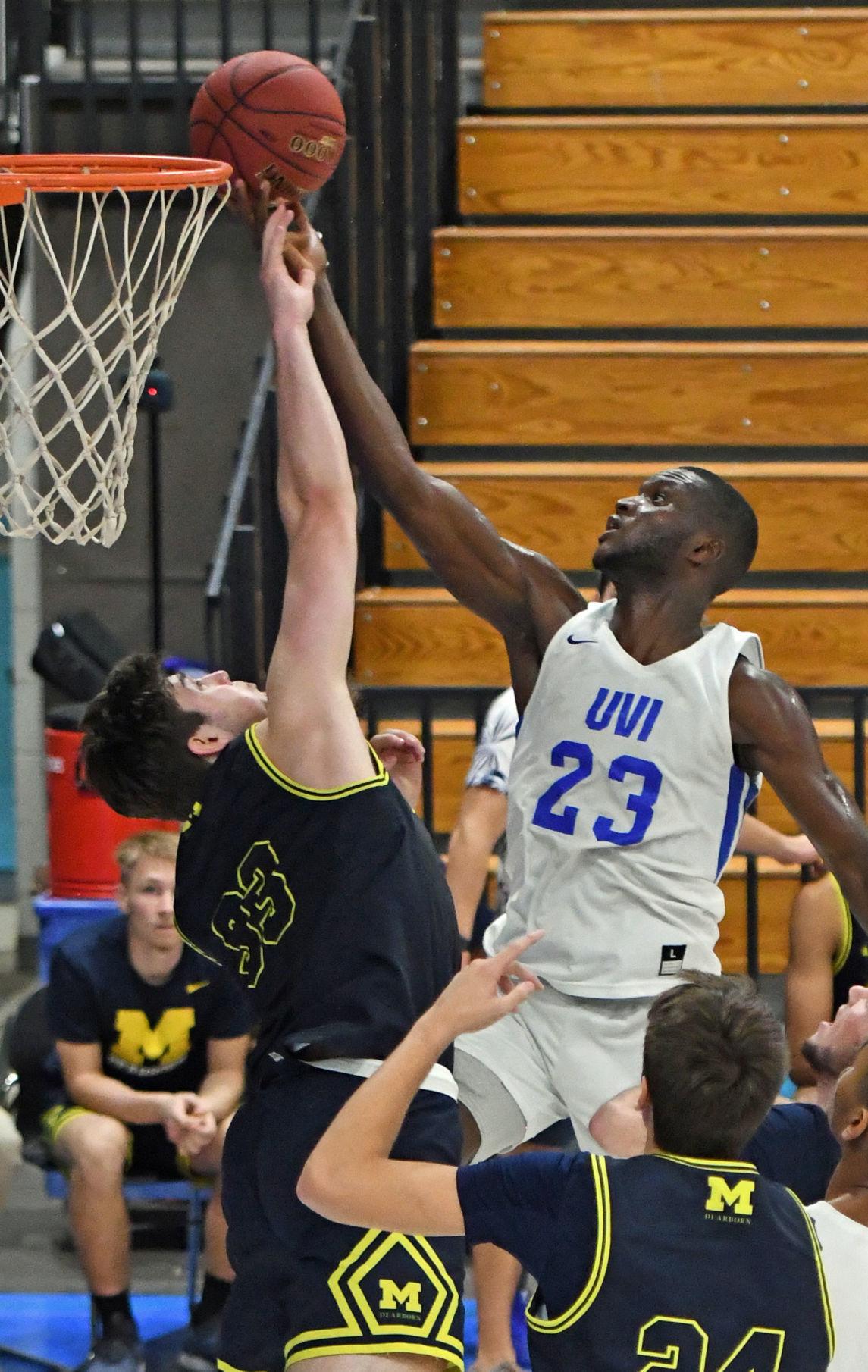 UVI vs Michigan-Dearborn 4