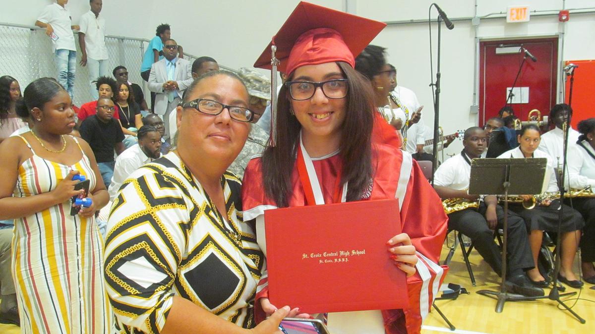 Central High School Graduation