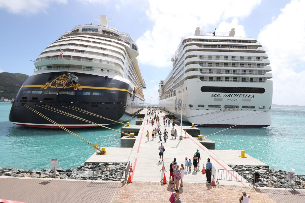 83 Million Tortola Pier Park Opens In Grand Style Local News