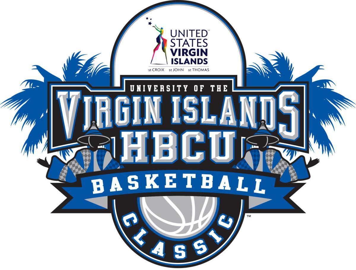 UVI HBCU Basketball Classic logo