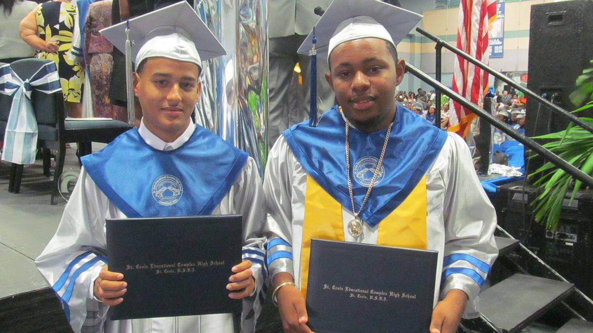 St. Croix Educational Complex graduation