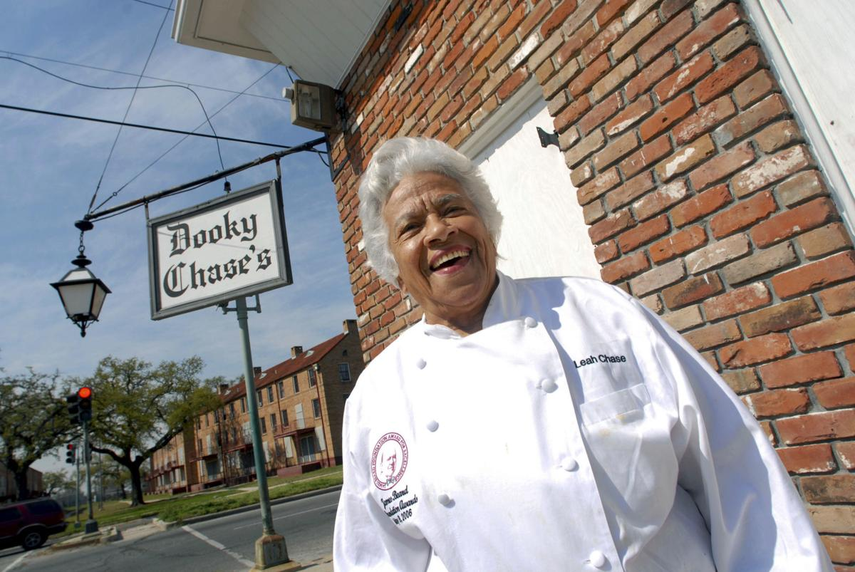 CORRECTION Leah Chase Funeral