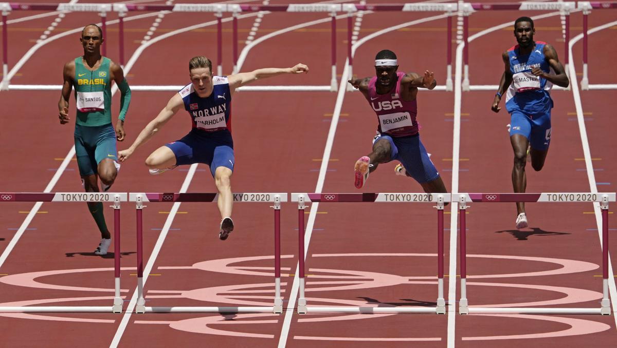 McMaster narrowly misses medal