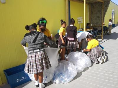 Couple starts mentorship program to bring recycling to the schools