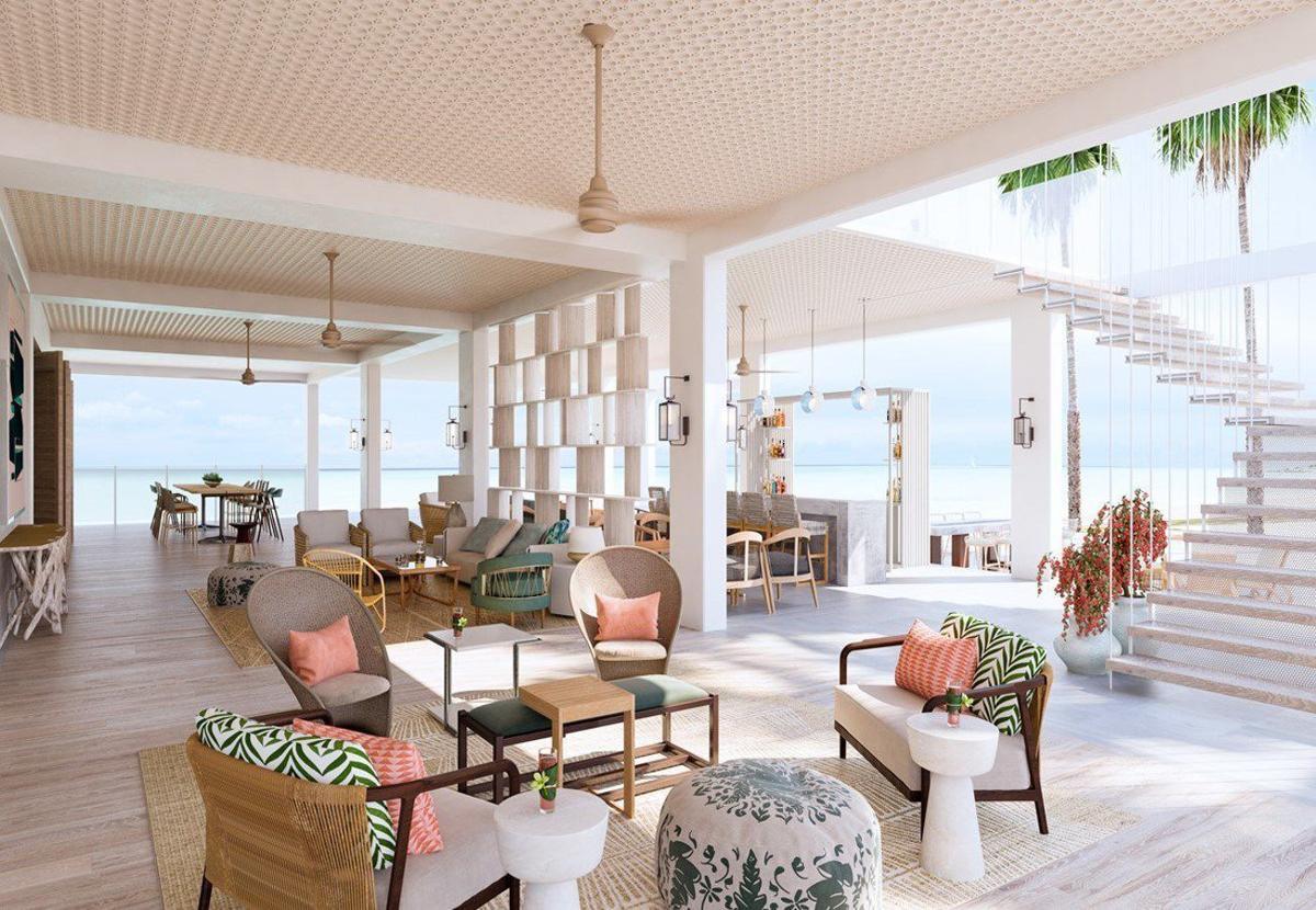 DiamondRock Hospitality Company Lobby