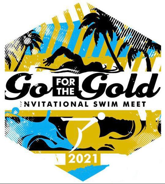 2021 Go for the Gold Invitational logo