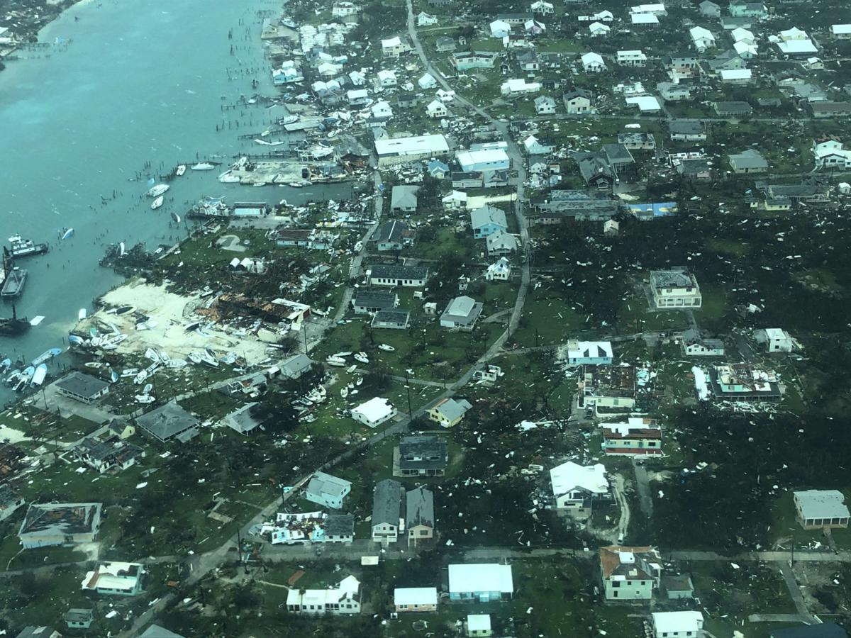 Bahamas Tropical Weather