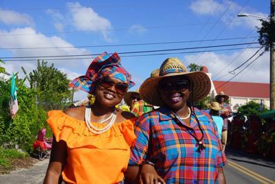 Parade Quadrille sisters