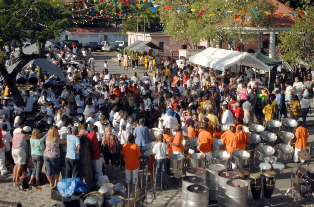 Remembering Festivals Past   Pan-O-Rama