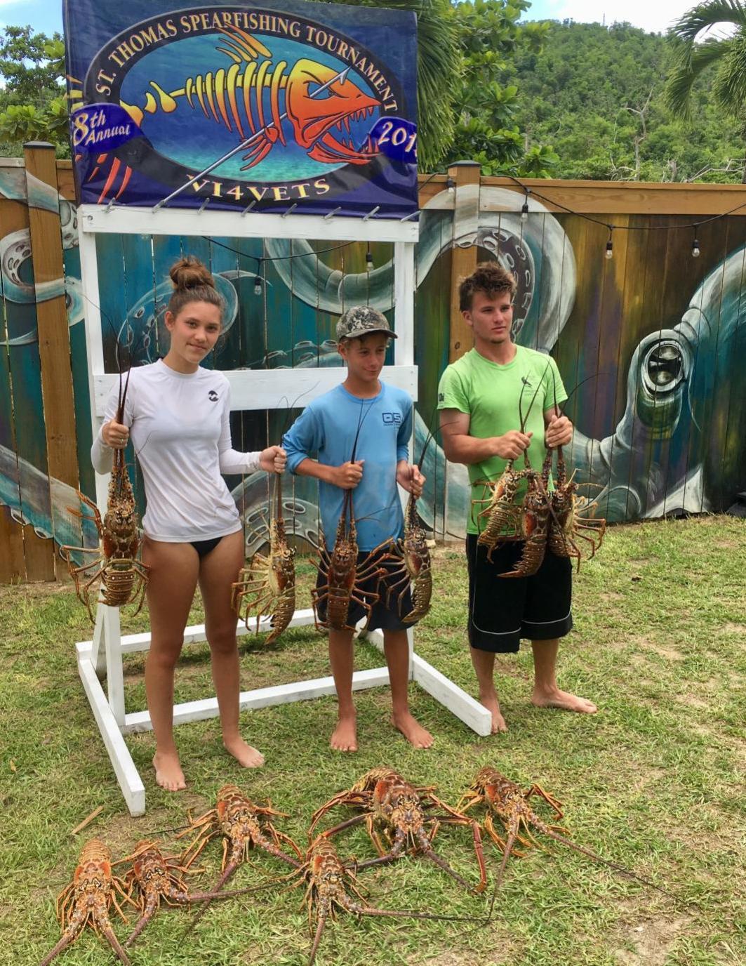 Biggest lobster