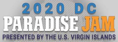 2020 DC Paradise Jam logo
