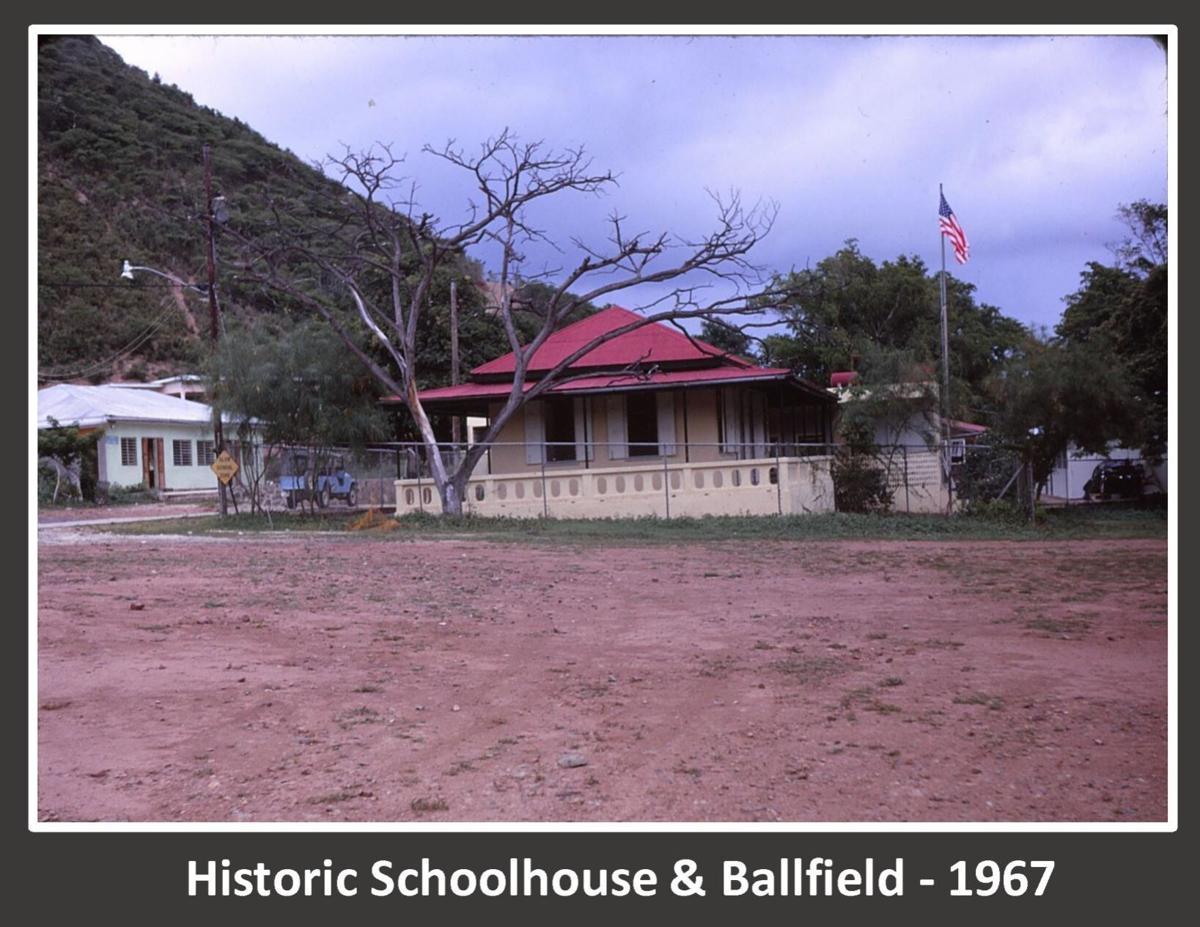 Historic Coral Bay School
