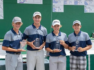 Last Year's MGA Junior Team