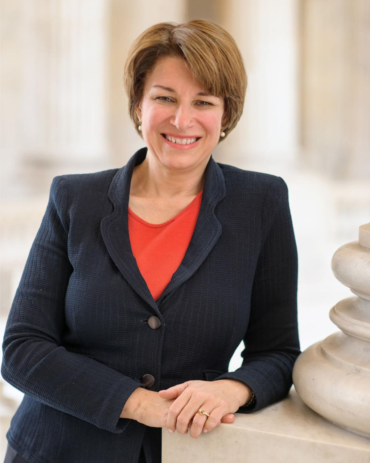 Klobuchar Calls Backpage Action On Adult Services Overdue