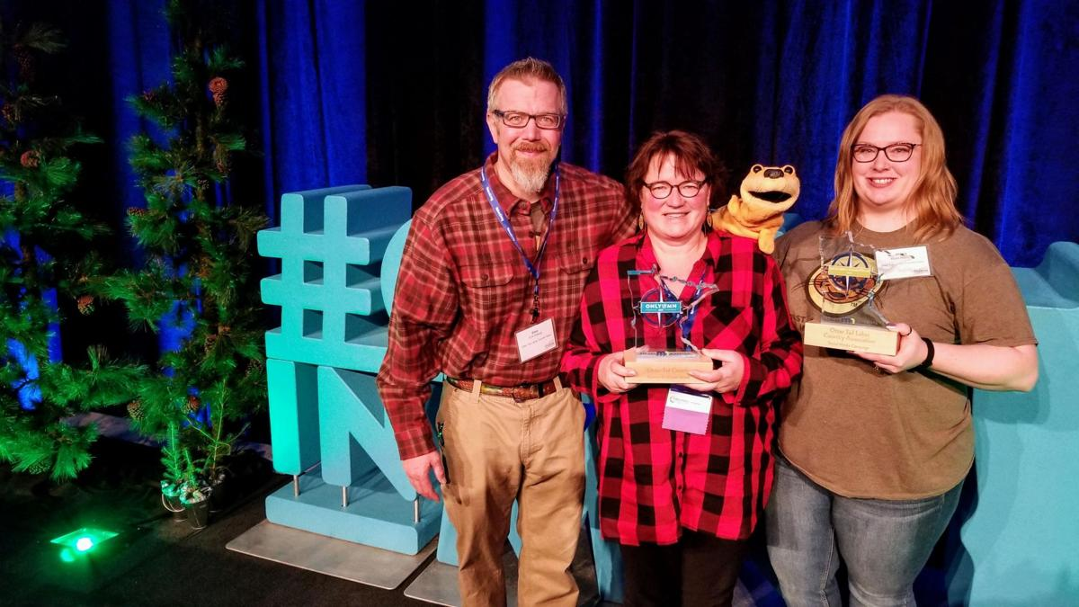 Otter Tail County Earns Two Statewide Awards for Tourism Ingenuity