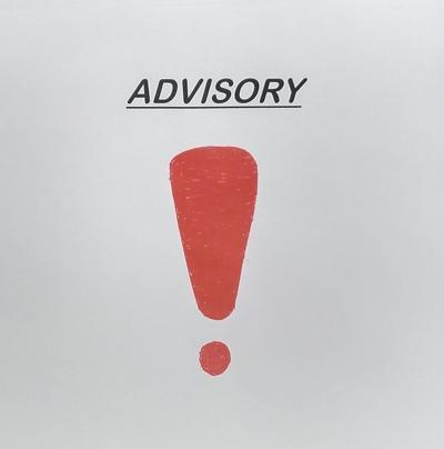 Advisory notation