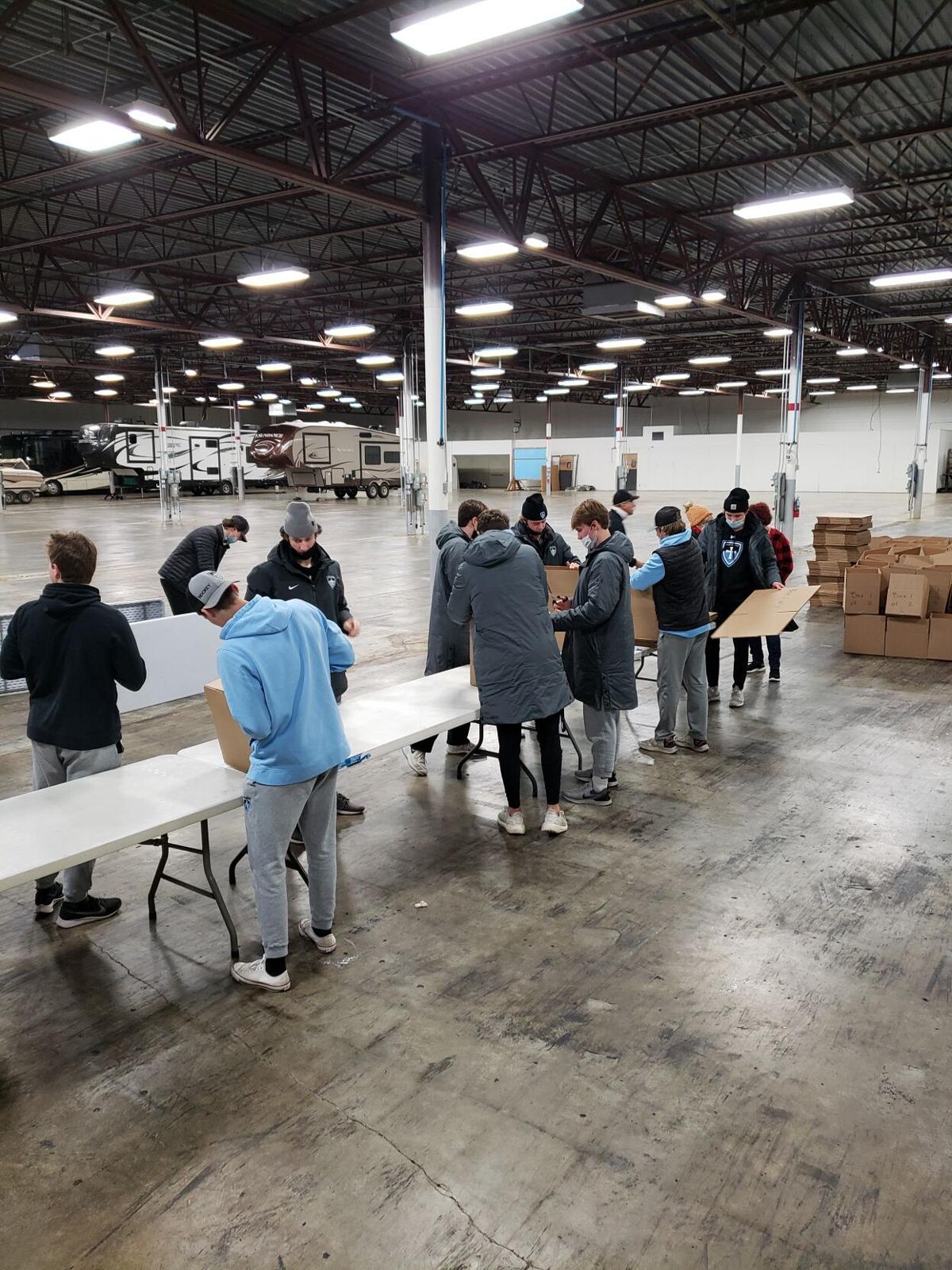 Unity Foundation effort to help restaurant employees