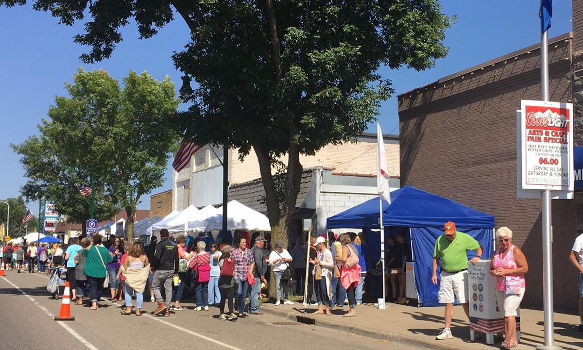 Little Falls Arts And Crafts Fair