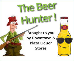 """Enter to win """"Beerhunter"""""""
