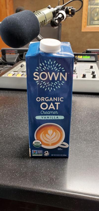 SOWN organic oat creamer