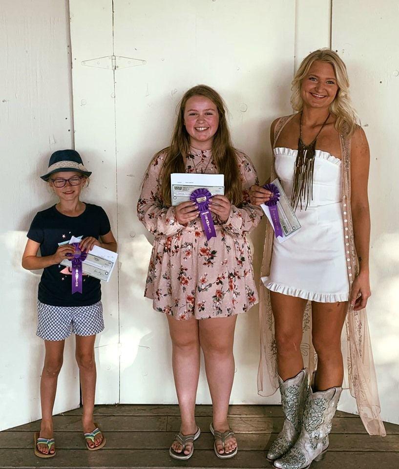 2019 Douglas County Fair Talent Contest Winners