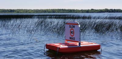 No Wake Zones on Douglas County Lakes