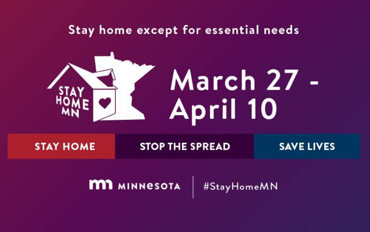 Minnesota's Stay at Home Executive Order