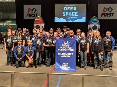 Team 3313 FIRST Robotics
