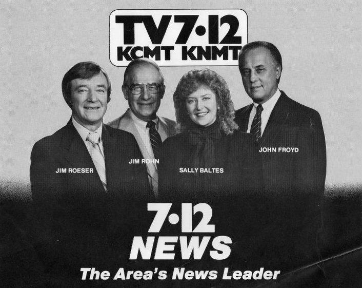 KCMT/KNMT TV 7/12 News Team