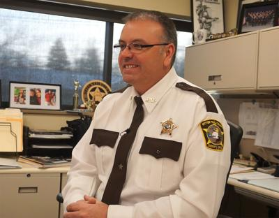 Fitzgibbons Elected to Lead Otter Tail County Sheriff's